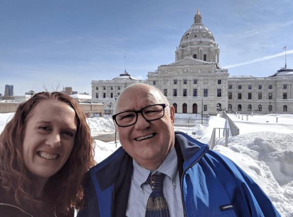 Capitol Selfie