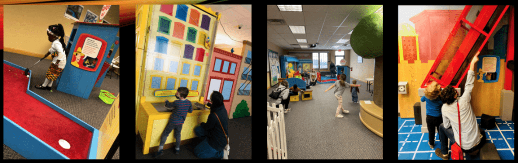 Photos courtesy of Martina Juvera-Paul and the Lindgren Childcare Center group.